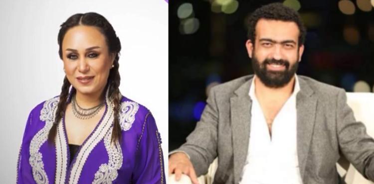 أنجى على تستضيف المخرج الشاب محمد جمال العدل فى نجوم رمضان أقرب لك
