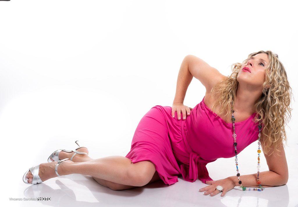 Exclusive interview with Supermodel Antonella Dell'agnolo