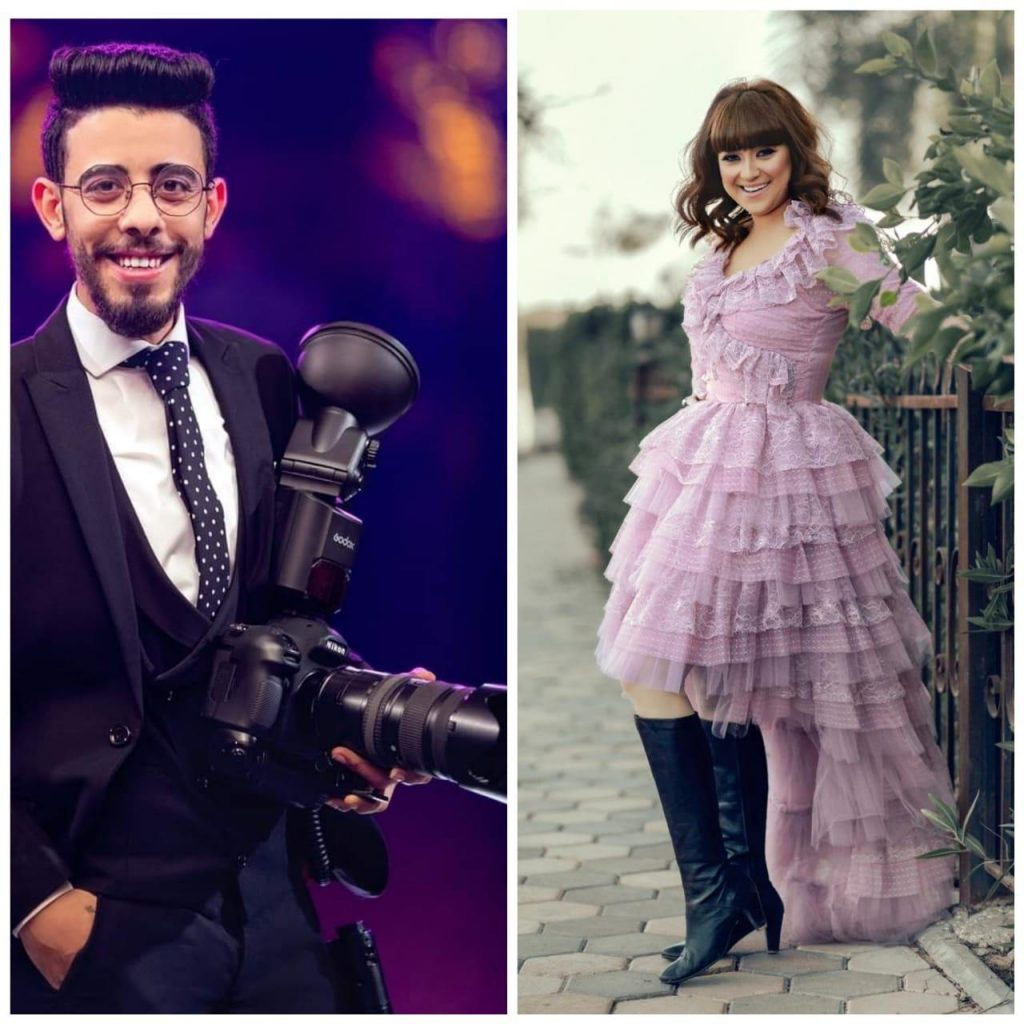 مروة عبدالمنعم تتألق في أحدث جلسة تصوير بعدسة مينا مرزق