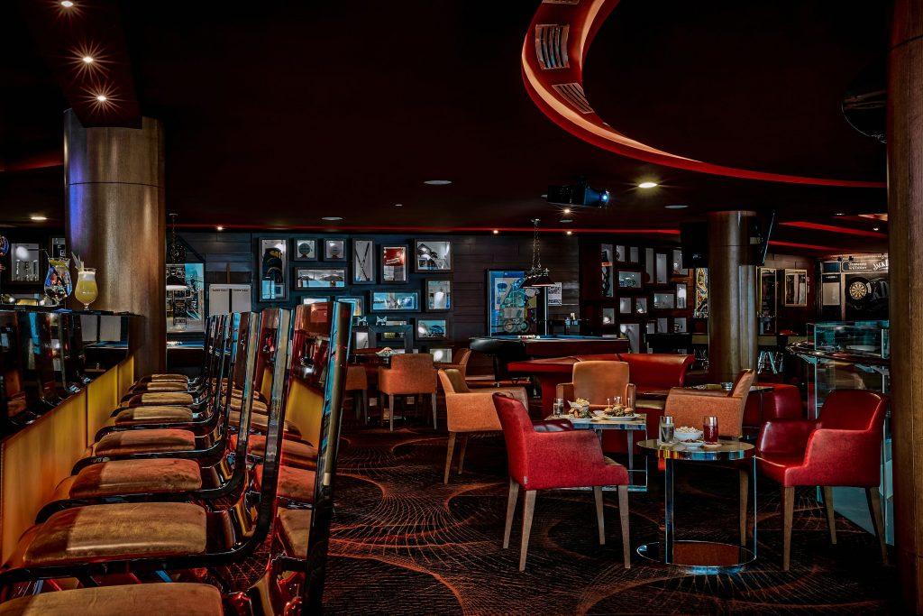 Cafe Society at TAMANI Marina Hotel