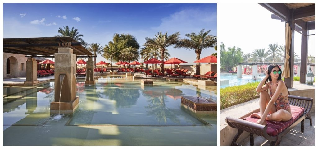 Pool Day & Lunch: The perfect Friday at Bab Al Shams this weekend