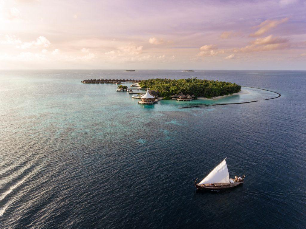 باروس المالديف يفوز بالتصويت كأفضل الوجهات في جوائز اختيار المسافرين من ترِب أدفايزر 2021