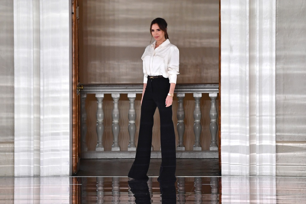 IT'S 2021 AND VICTORIA BECKHAM OWNS A PAIR OF LILAC CROCS