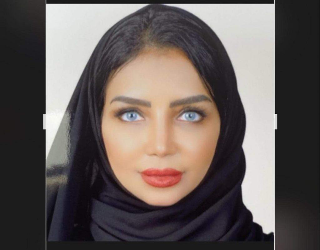 الشاعرة الإماراتية الأستاذة الشيخة المقبالي