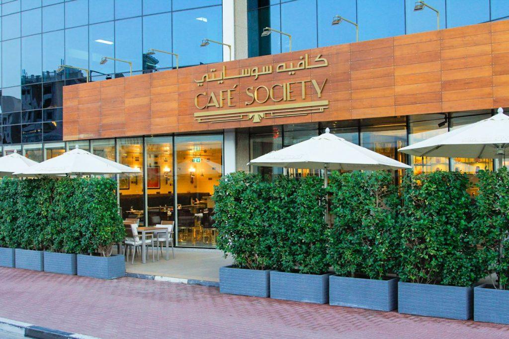 Café Society, TAMANI Marina Hotel