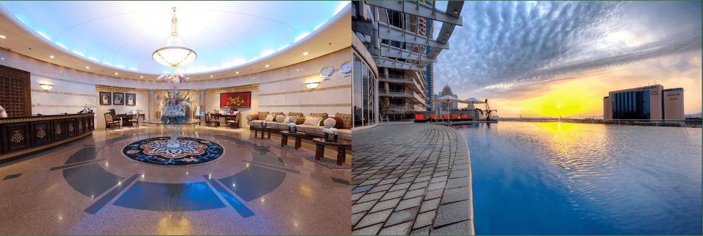 An Elegant Eid-Al-Fitr awaits you at Tamani Marina Hotel