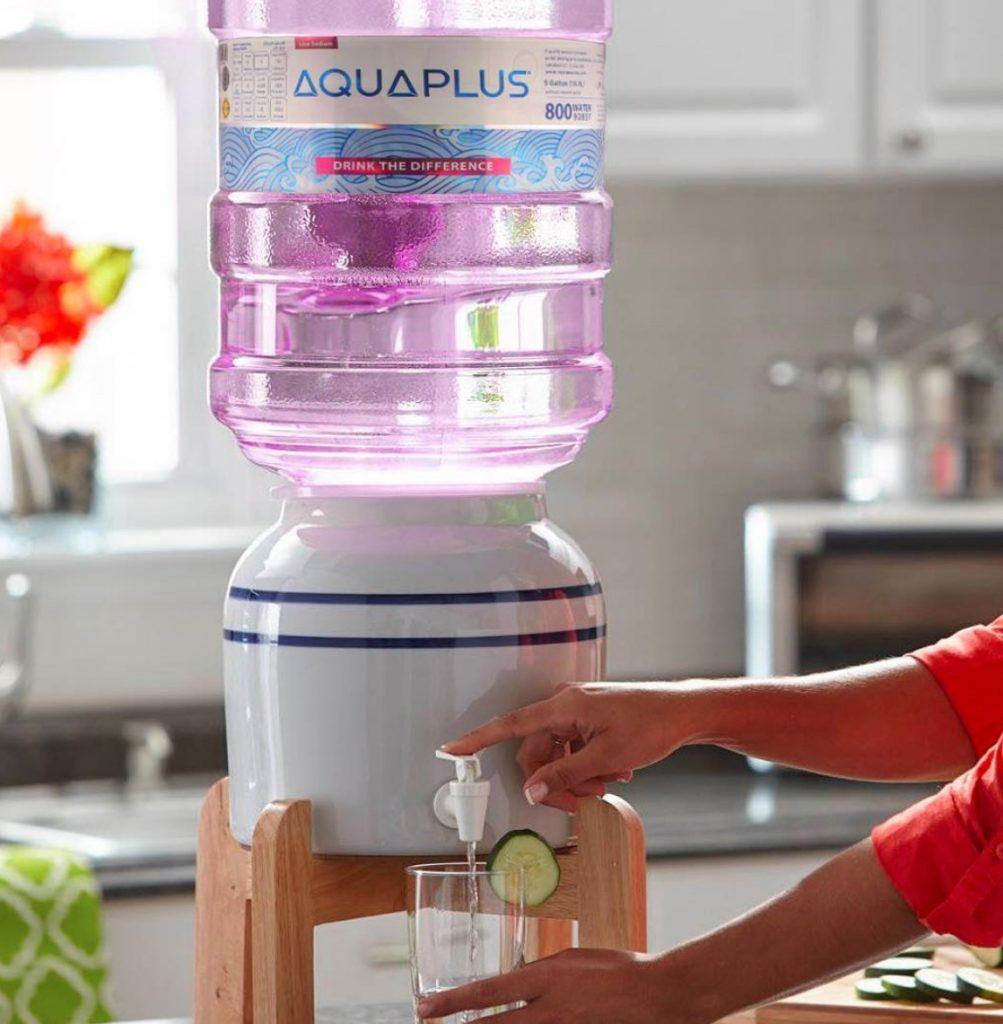 صحتك أفضل هذا الصيف مع مياه الشرب أكوا بلس