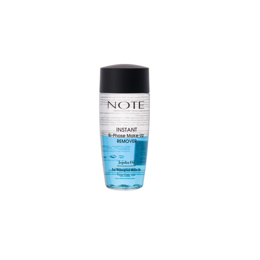 NOTE Bi-Phase Makeup Remover (AED 39)
