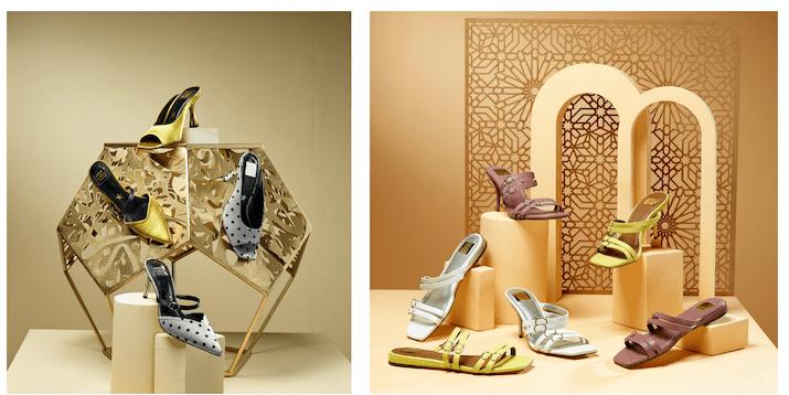 Shop Shoemart's Limited-Edition Range with Arab Designer Lulu Al Hassan