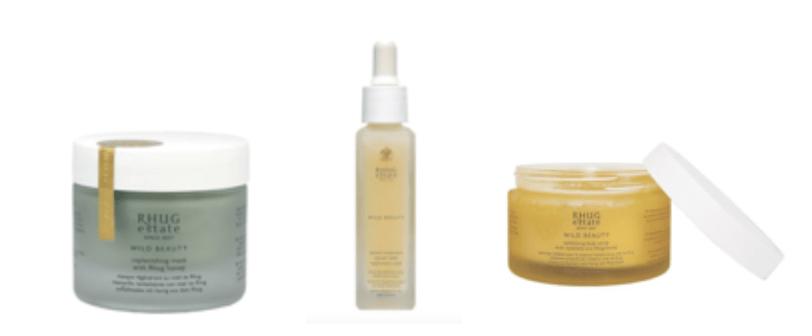 مجموعة منتجات العناية 'راج وايلد بيوتي' الآن حصريًا في الشرق الأوسط على المنصة الإلكترونية Secret Skin