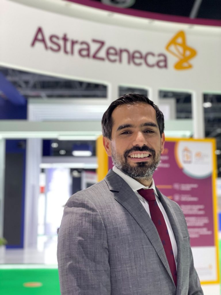 straZeneca praises UAE for vaccination rollout and testing strategy