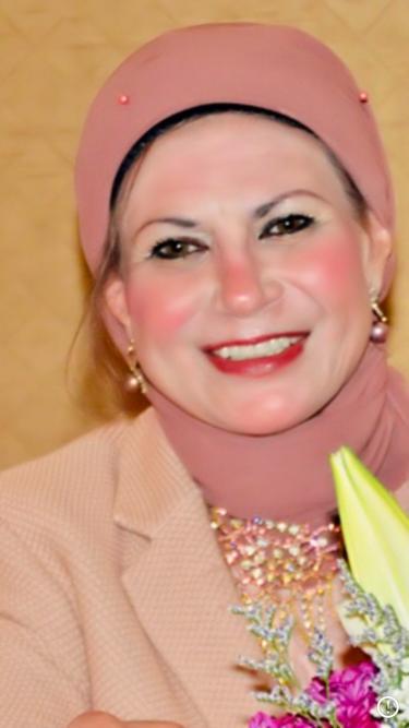 دكتورة سهير الغنام عضواً في اتحاد الأدباء الدولي