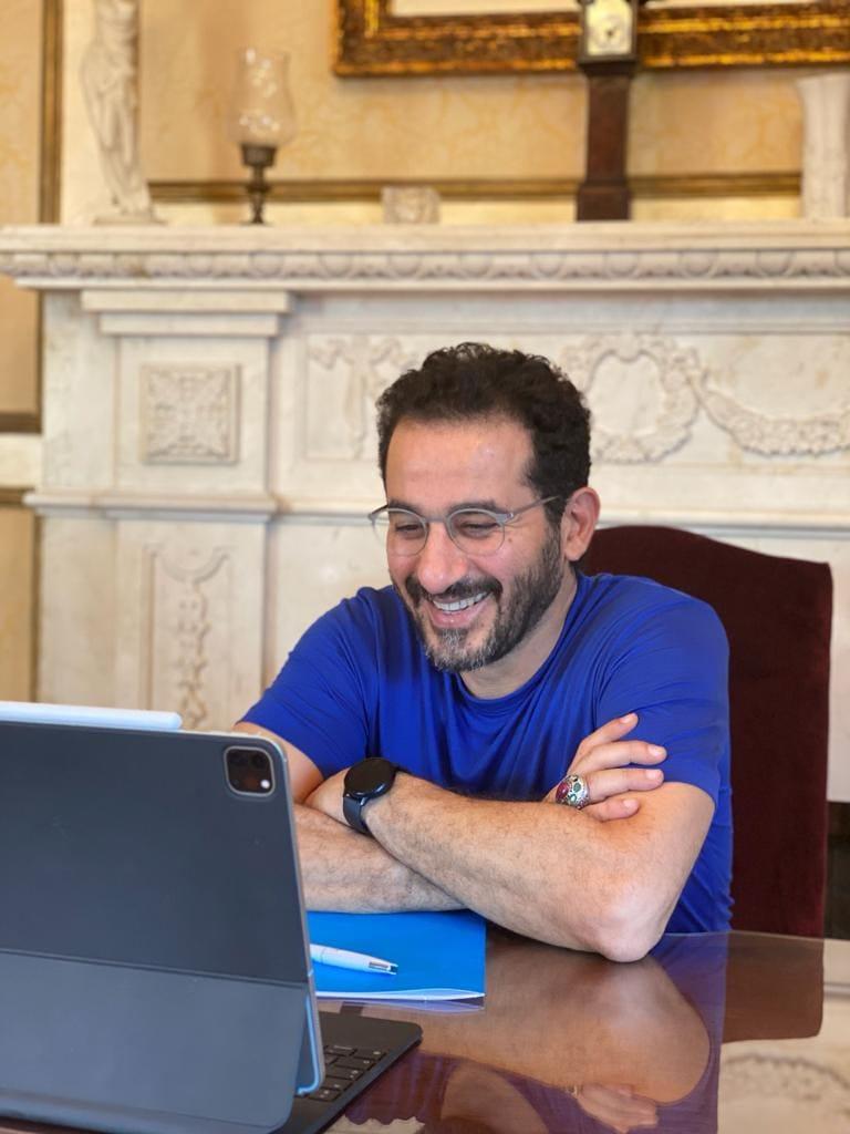 أول تعليق من أحمد حلمى بعد اختياره سفيرا ليونسيف الشرق الأوسط وشمال إفريقيا