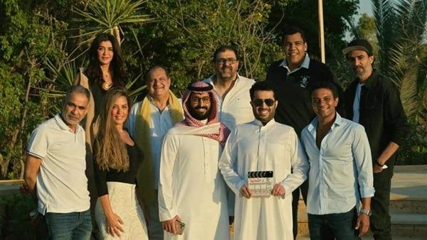 """تركي آل الشيخ يعلن عن تفاصيل مسلسله الجديد """"الثمانية"""""""