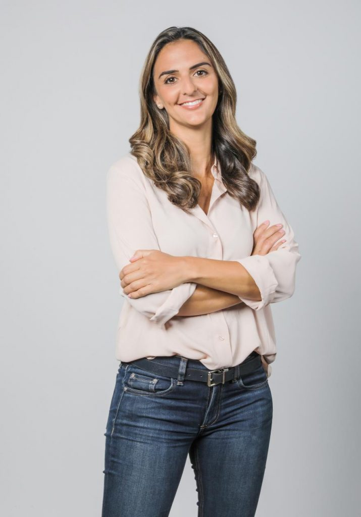 Leila Hamadeh, Co-Founder and CEO of Finyal Media