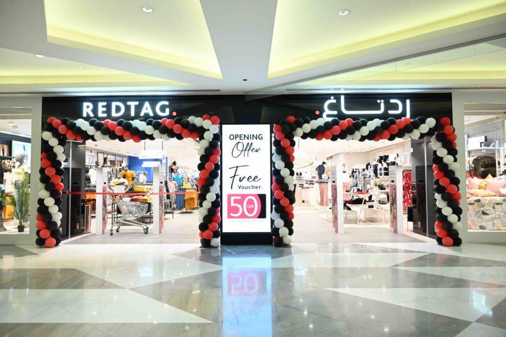 رد تاغ تفتتح متجراً جديداً في سيتي سنتر الدوحة بقطر