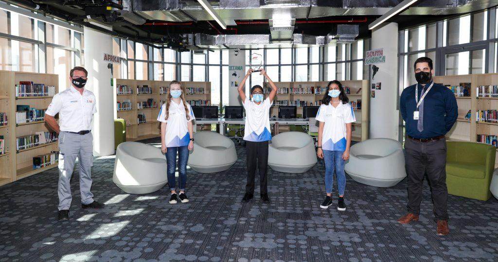انطلاق شهر نهائيات أدنوك ياس في المدارس
