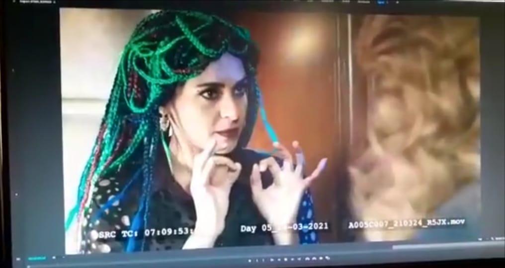 منتج اللغز : نورهان شعيب يتبقى لها ٥ ايام تصوير لتحصل على باقي مستحقاتها
