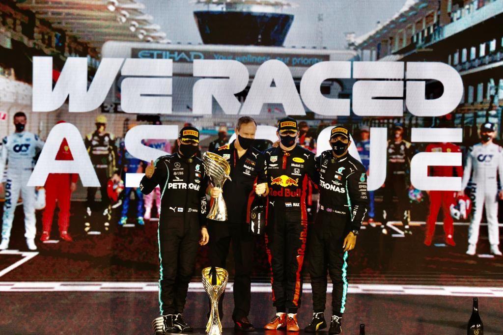 طرح تذاكر سباق جائزة الاتحاد للطيران الكبرى للفورمولا1 في أبوظبي لعام 2021