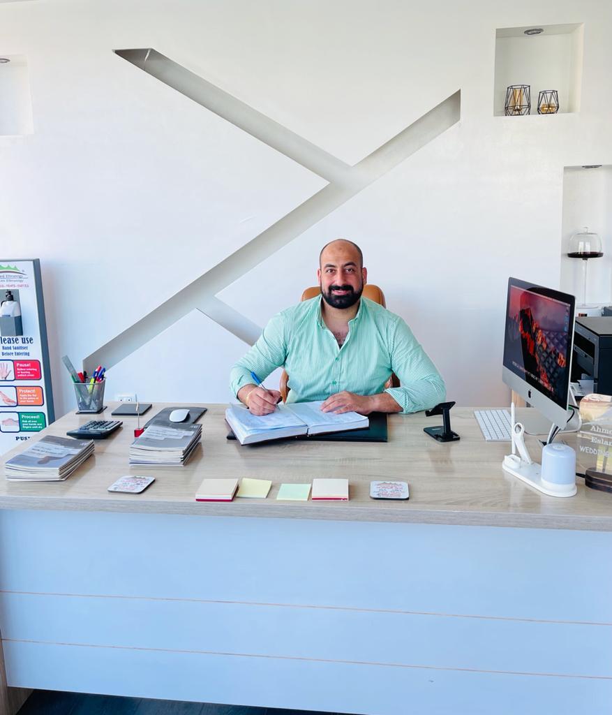 """الكاتب أحمد البراملجى يستعد لطرح كتاب """"عاصفة النفس"""""""