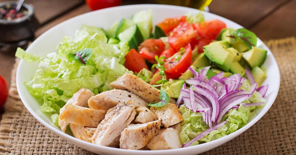 salades minceur pour perdre du poids