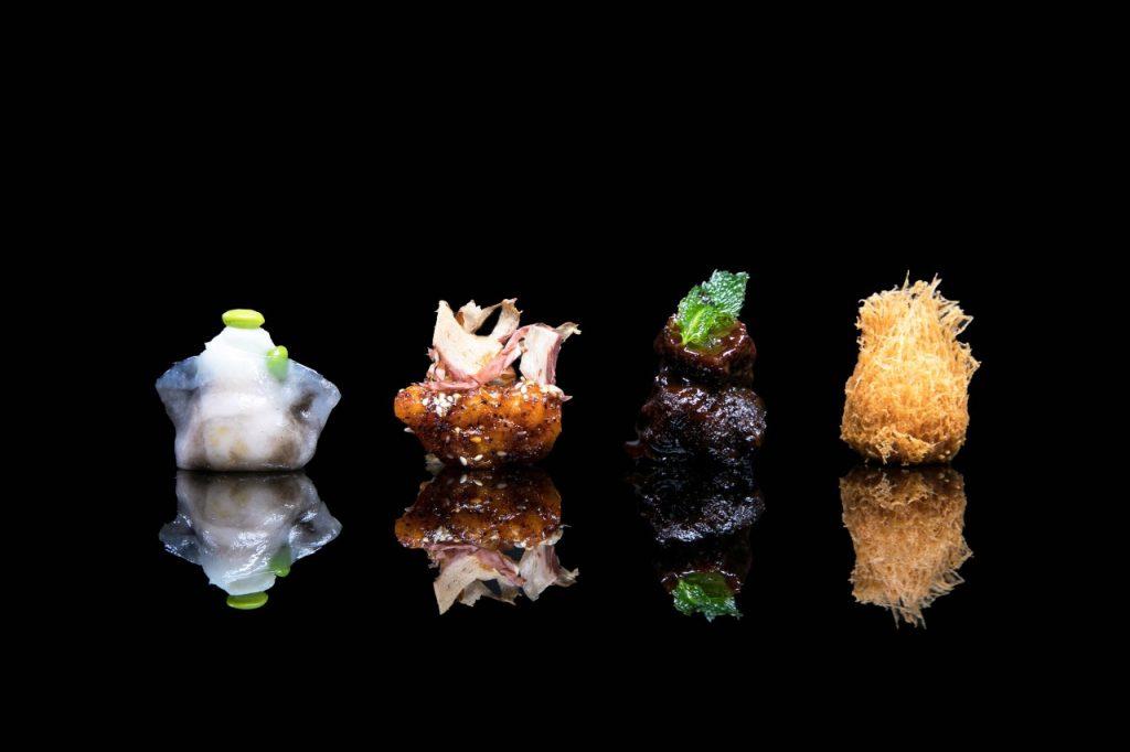 قائمة طعام جديدة ومميزة يطلقها مطعم هاكاسان أبوظبي