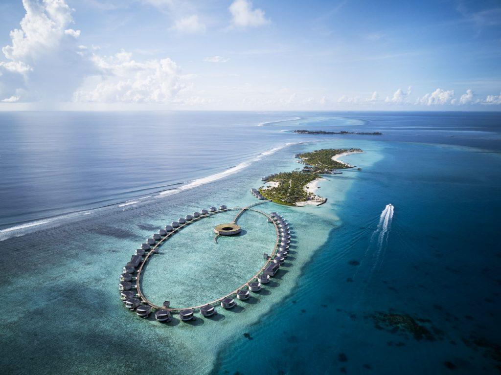 فنادق الريتز-كارلتون تُعلن عن افتتاح فندق الريتز-كارلتون المالديف، جزر فاري لتجارب فاخرة مستوحاة من الطبيعة