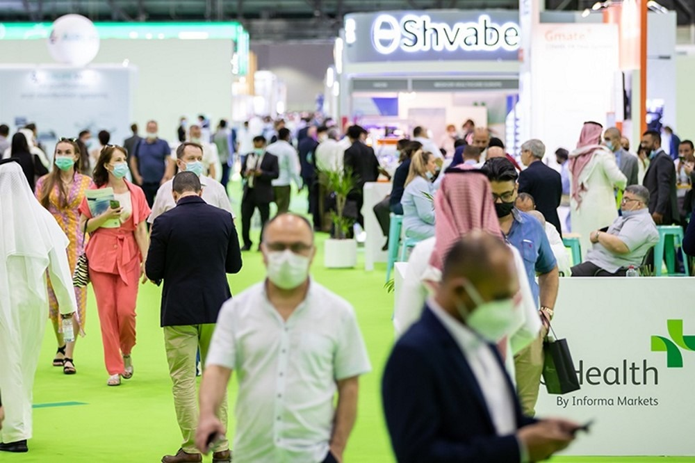 A simple shift in chemistry one of the reasons why the UK COVID-19 variant has become so problematic, says virology expert at Arab Health