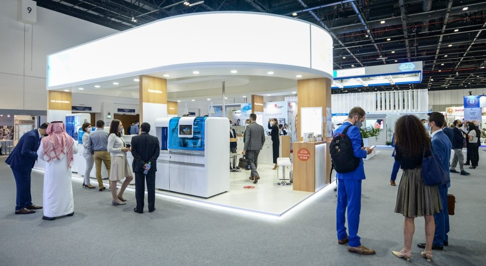 Autonomous labs are not far away, says Microsoft Research chief during Medlab Middle East