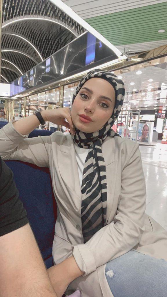 """الاء باسم  تعرض أحدث صيحات الموضة في مهرجان """"World Fashion Week"""""""