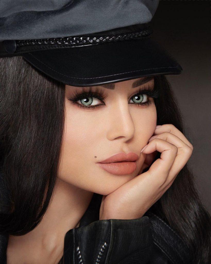 شاهد.. جلسة تصوير ساحرة لـ هيفاء وهبي بتوقيع محمد يوسف