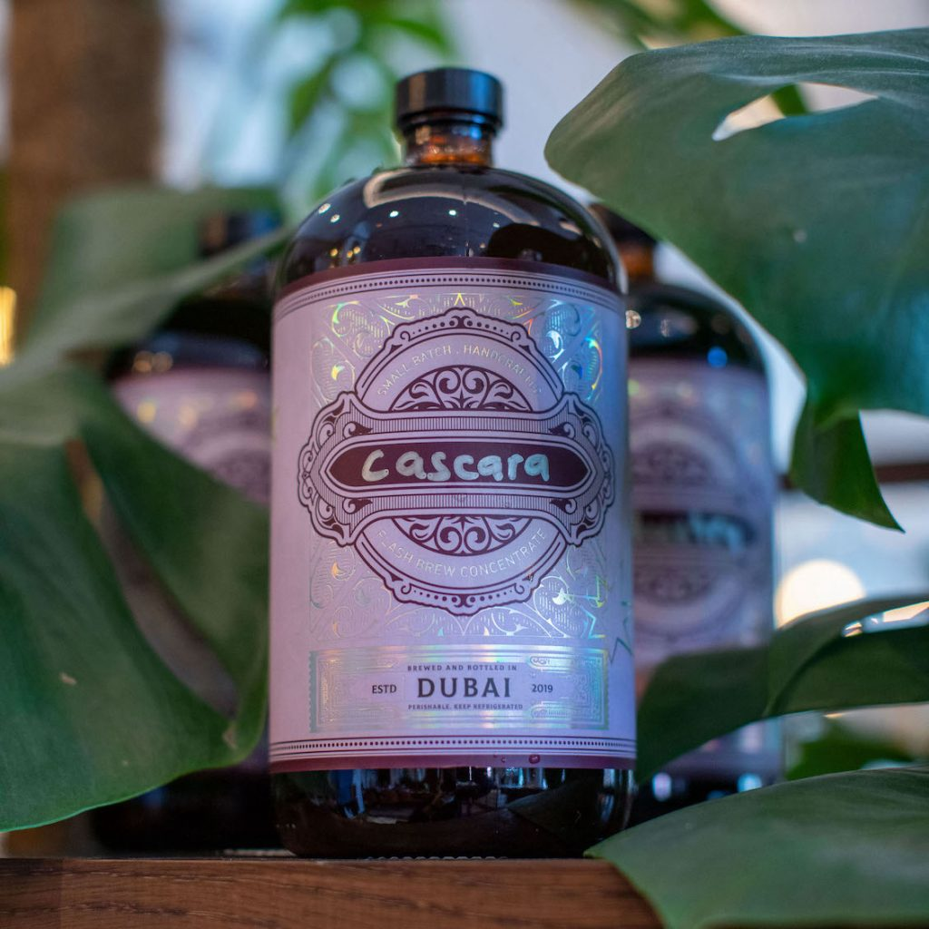 THREE Coffee | Cascara Syrup