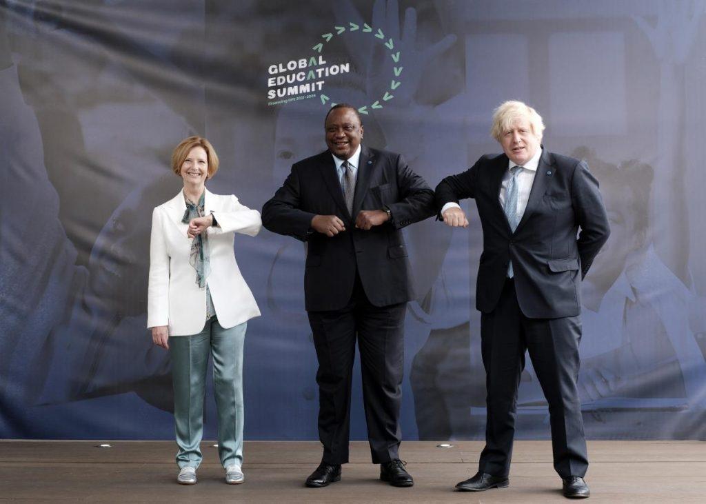 القمة العالمية للتعليم في لندن تجمع 4 مليارات دولار أمريكي وبمساهمة خليجية لمساعدة 175 مليون طفل