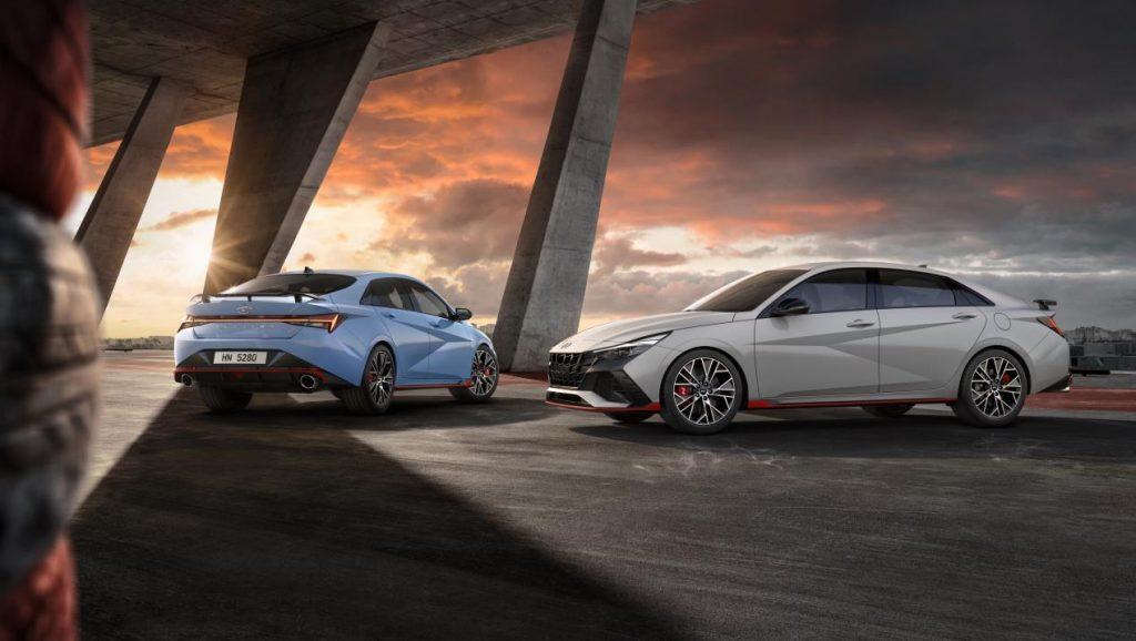 """""""هيونداي موتور"""" تكشف عن سيارتها الجديدة عالية الأداء """"إلنترا N"""""""