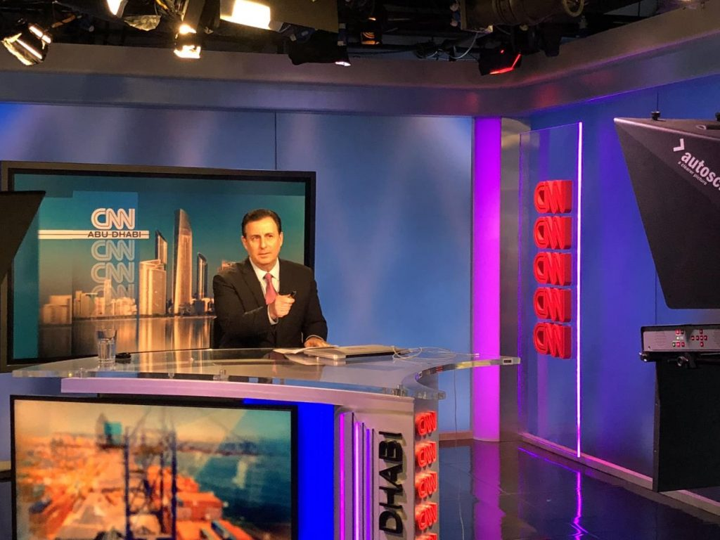 EX-CNN ANCHOR JOHN DEFTERIOS JOINS APCO WORLDWIDE, BOOSTING ITS EMERGING MARKETS, SUSTAINABILITY EXPERTISE
