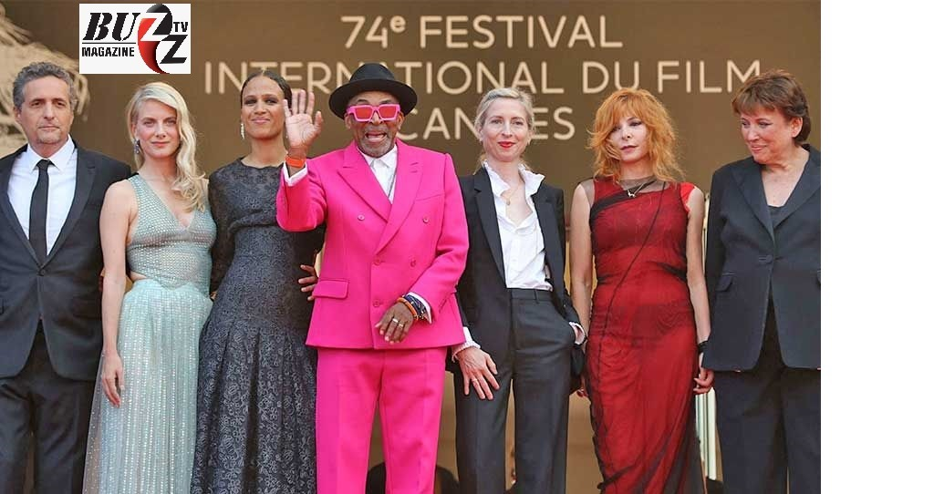 The Cannes Film Festival once again made a lot of noise this year