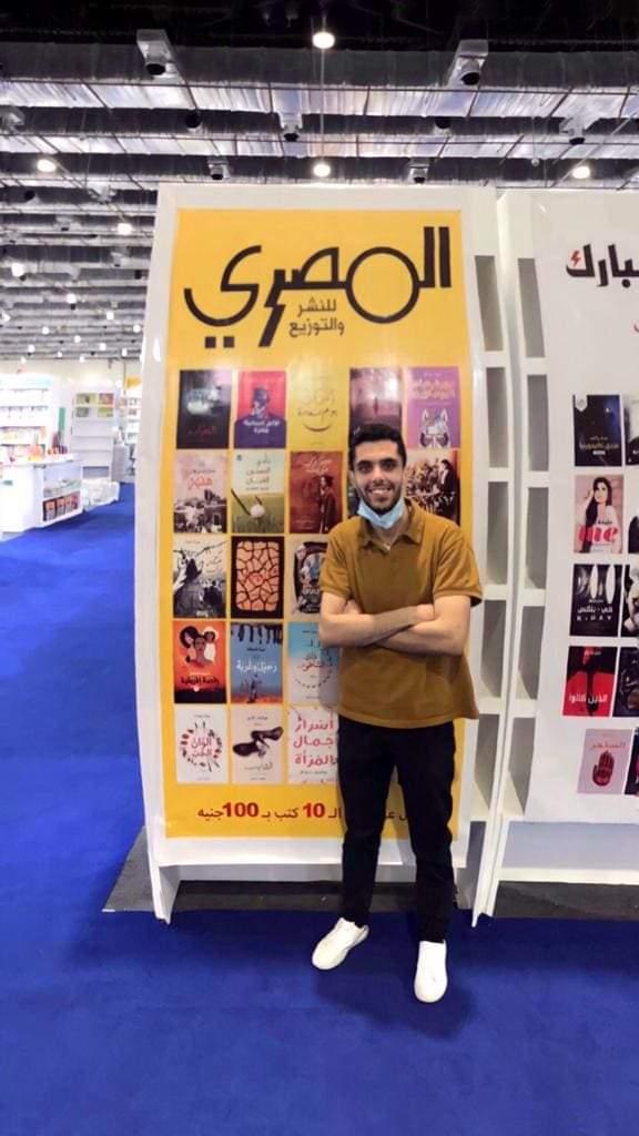 """ديوان """"فراجيل"""" للشاعر أندرو صفوت يتصدر مبيعات دار المصري ويحقق نجاحًا كبيرًا"""
