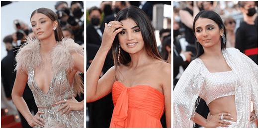 4th Cannes Film Festival<br>Lorena Rae, Ola Farahat and MasoomMinawala