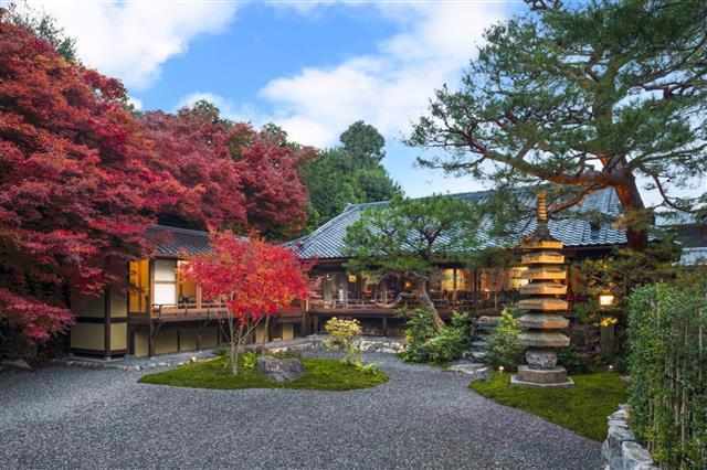 سويران، فندق كوليكشن فخم في كيوتو