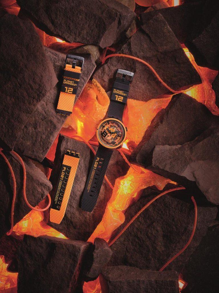 تتوفر أحدث الإضافات إلى خط إنتاج ساعات Swatch BIG BOLD على موقع Swatch.com وفي متاجر Swatch اعتبارًا من 2 سبتمبر