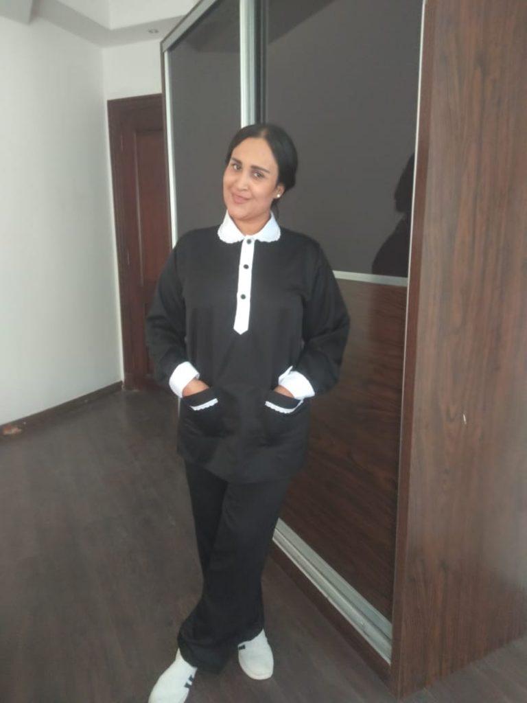 برلنتي فؤاد تشارك المخرج اسماعيل فاروق في حكاية «رق الحبيب»