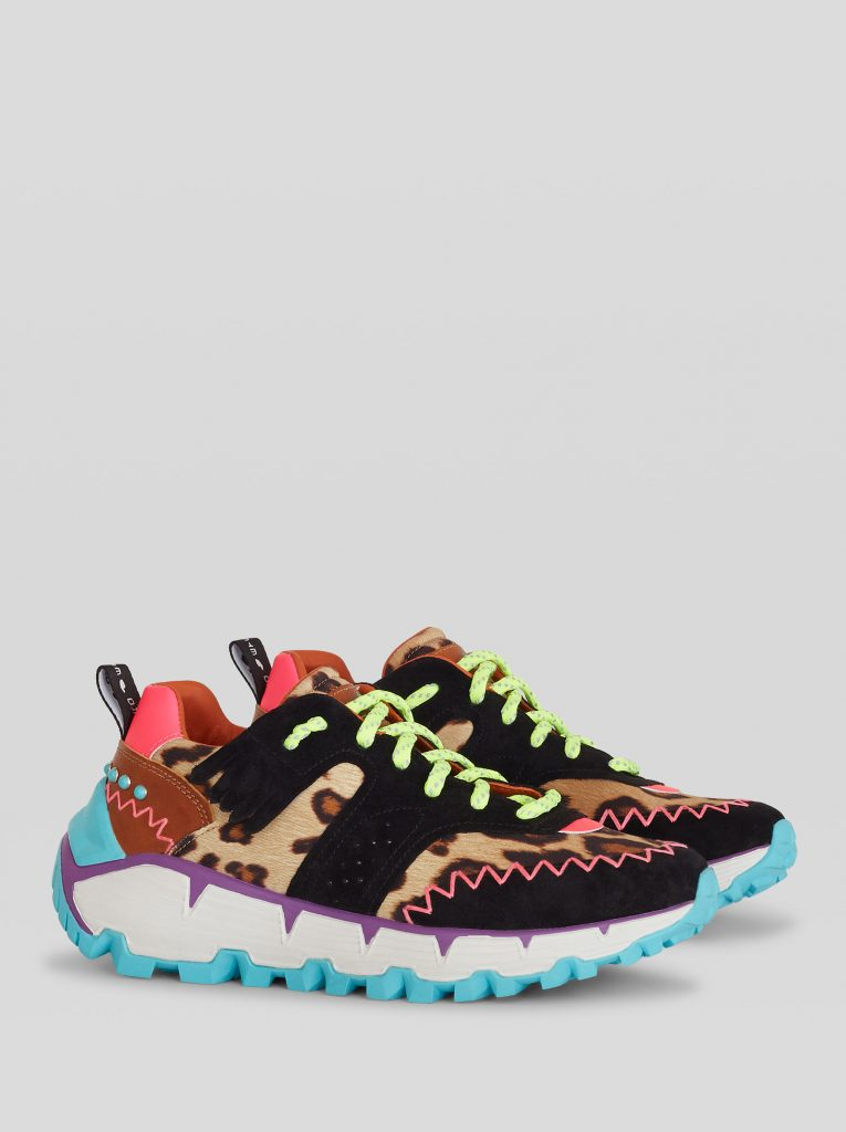 Earthbeat is a trendy pair of sneakers that stand out without too much effort