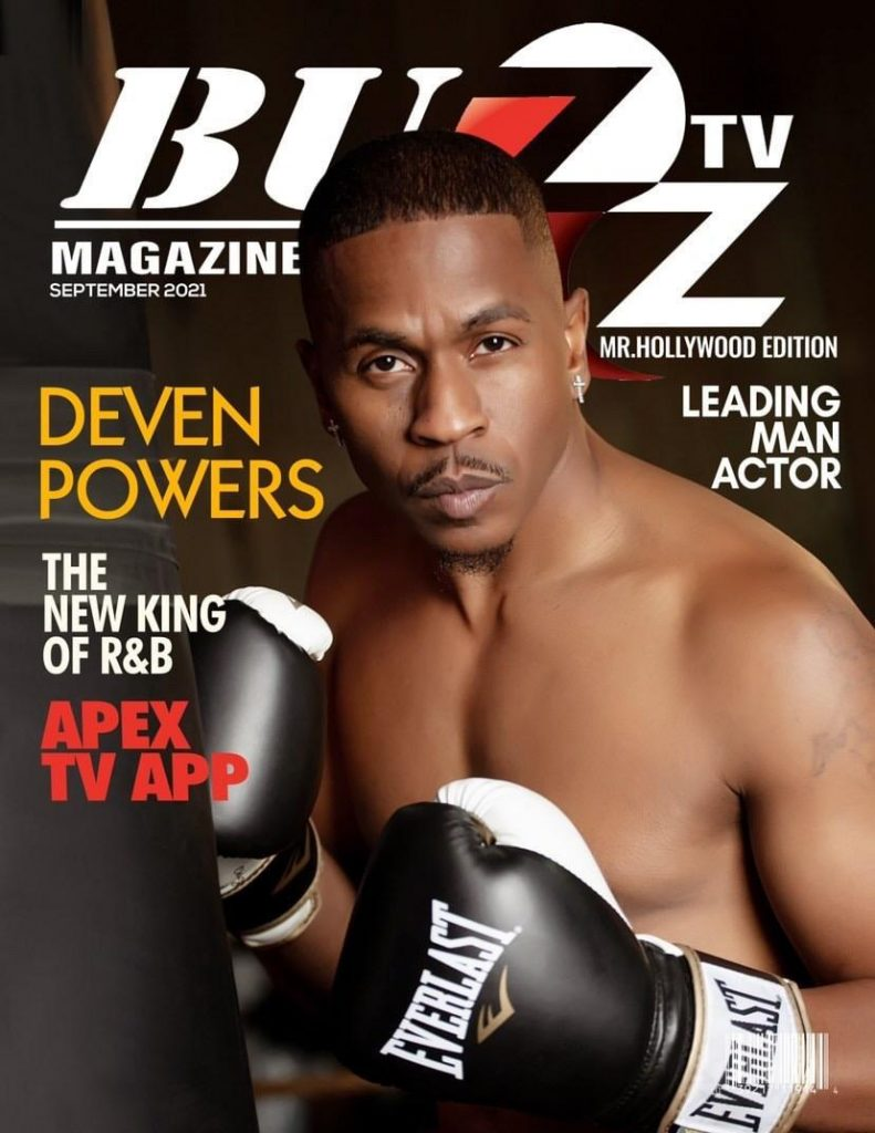 Deven Powers:The New King Of R and B