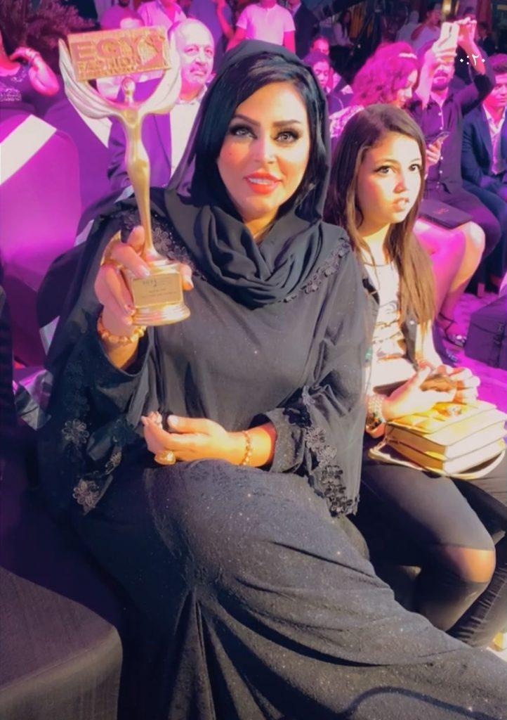 """ثريا الغيثى : تكريمي كأفضل شركة تنظيم في مهرجان""""egy fashion"""" يعد ثقة كبيرة"""