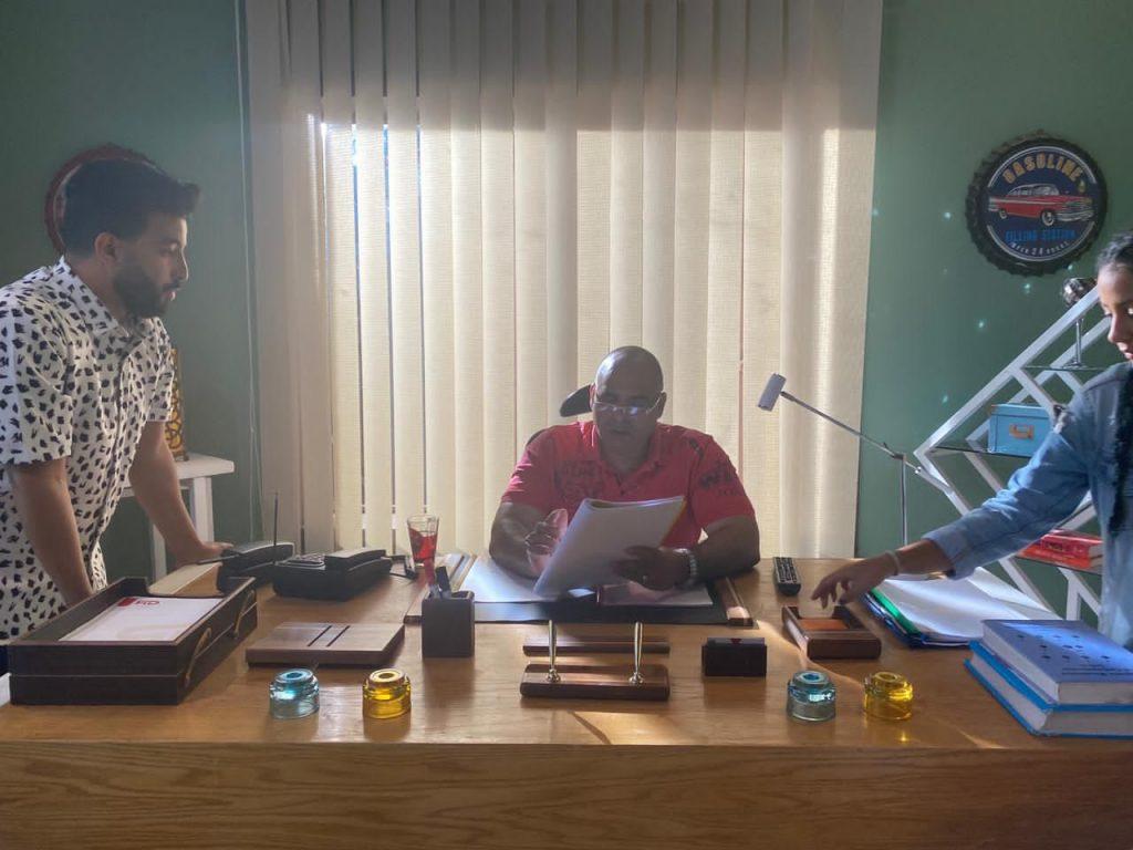 """إكرامي هجرس : يكشف عن دوره فى مسلسل """"شارع9"""" ل رانيا يوسف"""