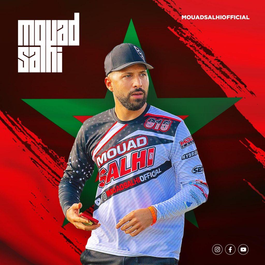 المسيرة البطولية للبطل العالمي المغربي معاذ الصالحي
