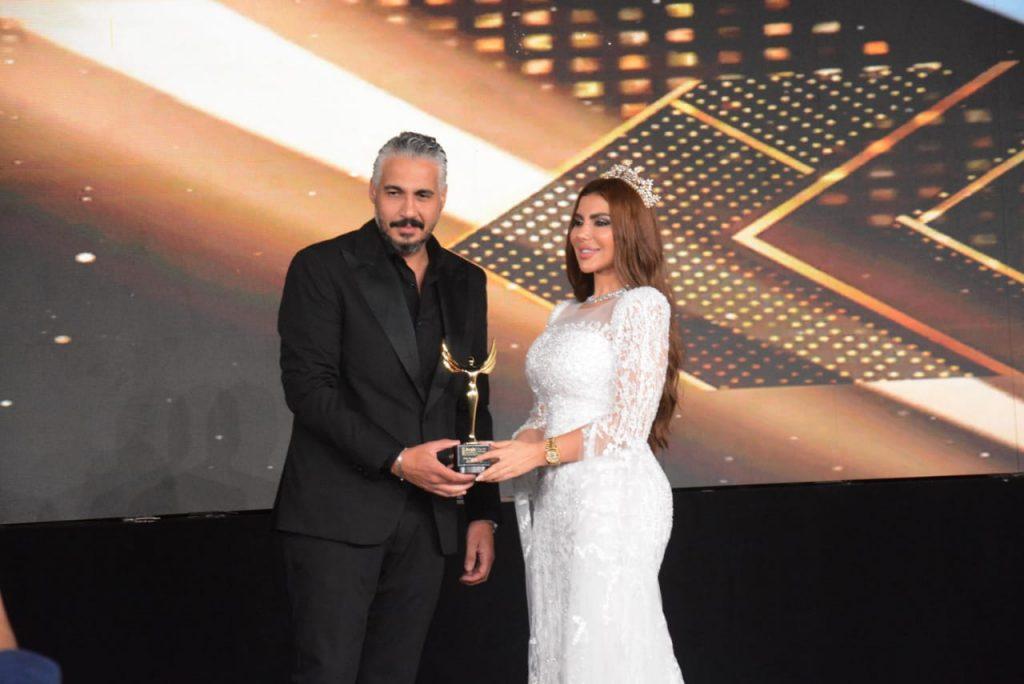 حليمة بولند : سعيدة بتكريمي كأفضل إعلامية في مهرجان الفضائيات العربية