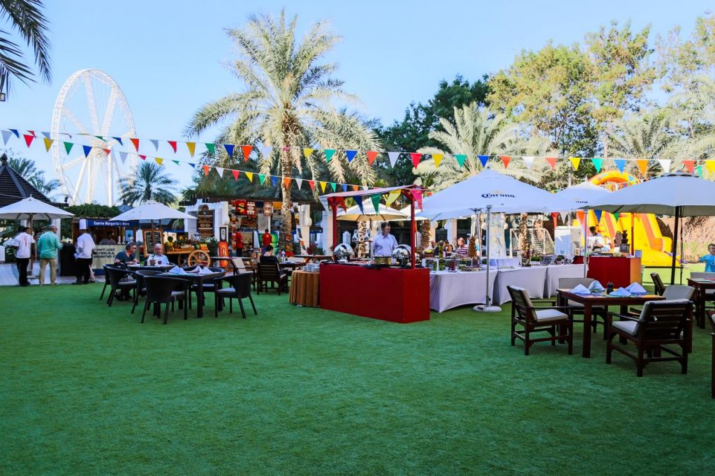 Sheraton JBR re-launches Carnival brunch with new set of bells and whistles