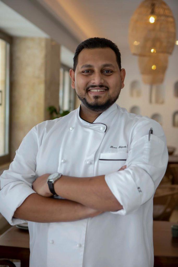 عجمان سراي، أحد منتجعات لكشري كولكشن، يعلن تعيين الشيف كاران تالبيد مساعدًا تنفيذيًا لرئيس الطهاة