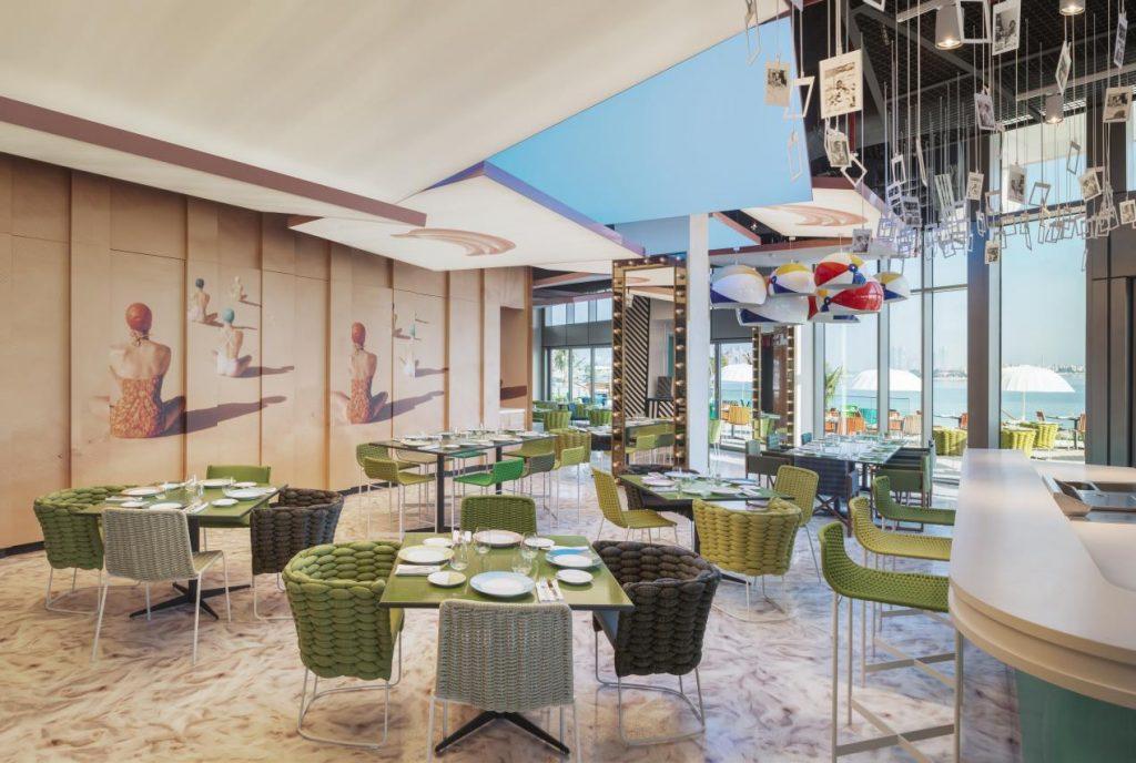 مطعم تورنو سوبيتو يحتفي بالبحر مع قائمة التذوق الجديدة لشهر أكتوبر